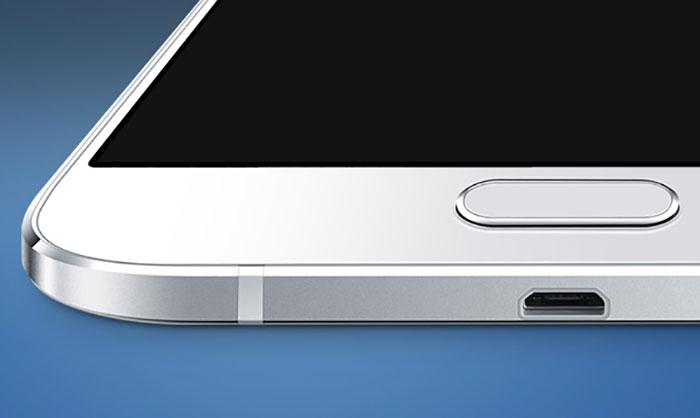 Samsung Galaxy A8 : image 4