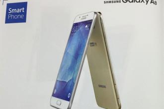 Brochure Galaxy A8