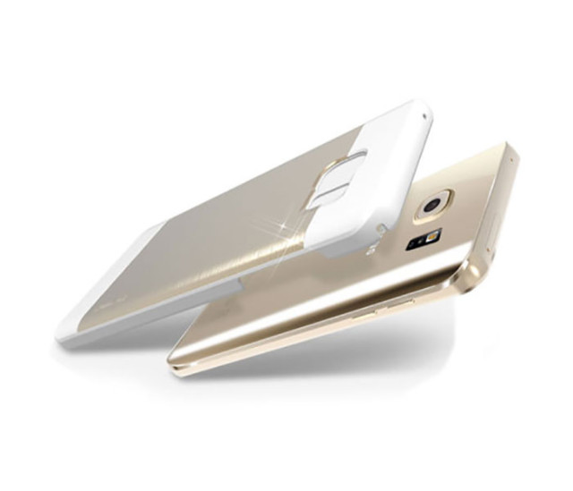 Samsung Galaxy Note 5 : des coques en balade
