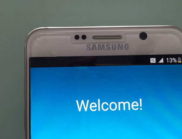 Samsung Galaxy Note 5 : image 4