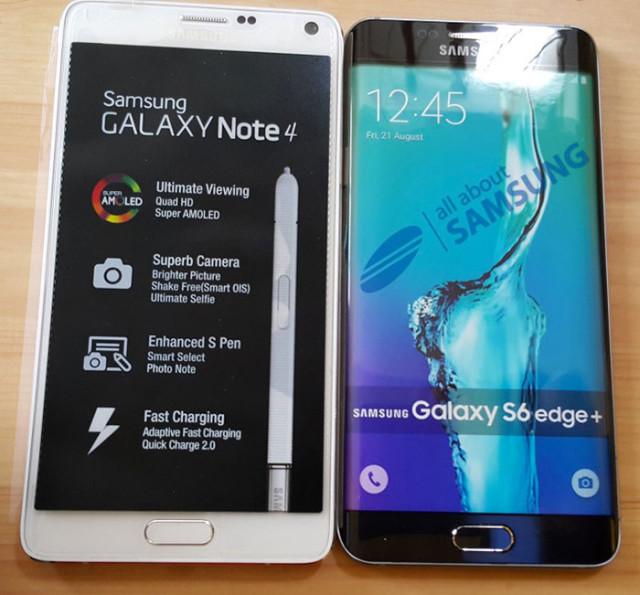 Samsung Galaxy S6 Edge+ : photo 1