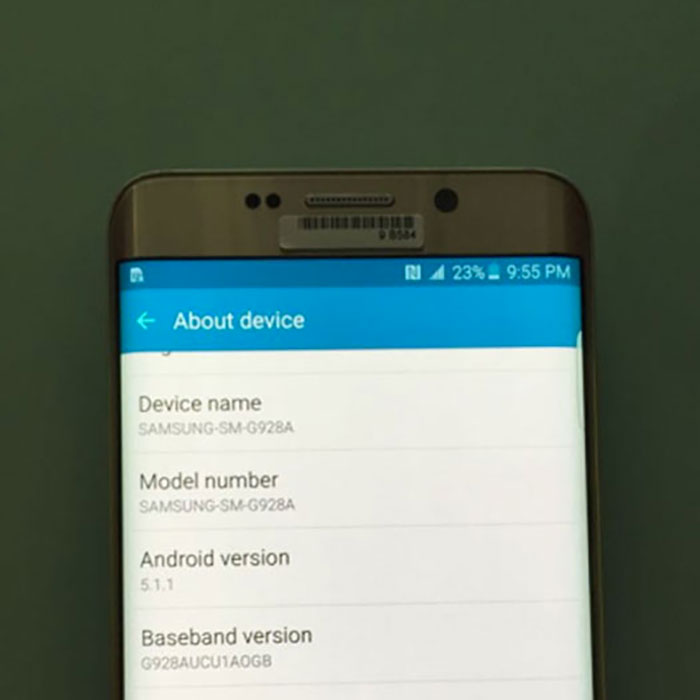 Samsung Galaxy S6 Edge+ : photo 3
