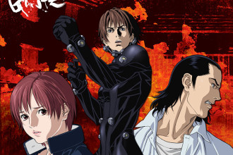 Anime Suggestions Gantz