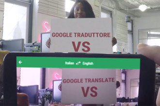 Google Traduction 20 langues