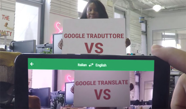 Google Traduction 20 langues