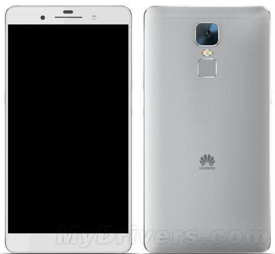 Rendu Huawei Mate 8
