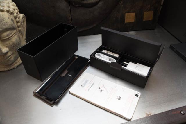 Huawei P8 : photo 3