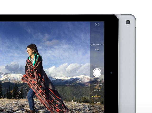 Production iPad Pro