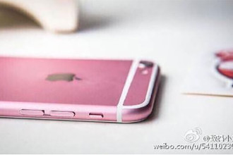 iPhone 6s rose : image 1