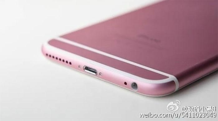 iPhone 6s rose : image 2