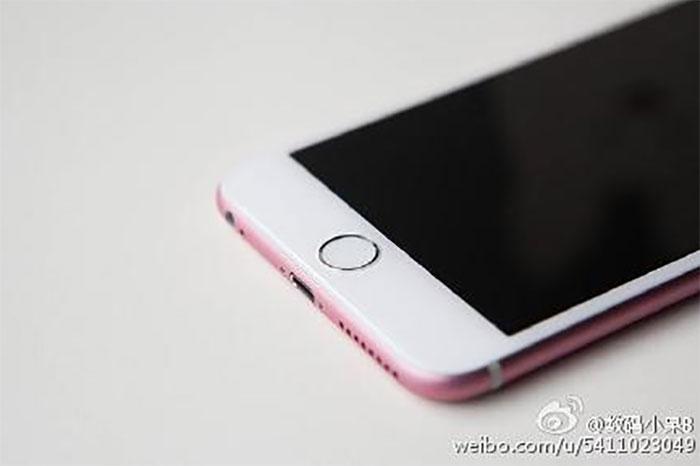 iPhone 6s rose : image 6