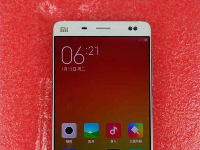 Lancement Xiaomi Mi5
