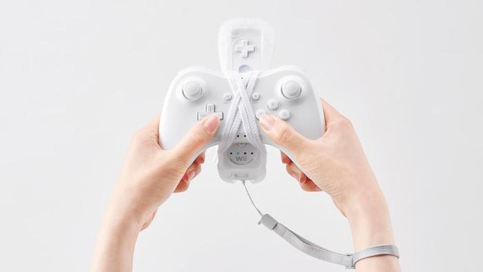 Manette Wii U Pro et WiiMote