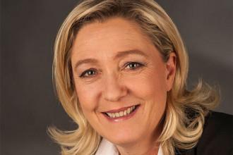 Marine Le Pen et Windows 10
