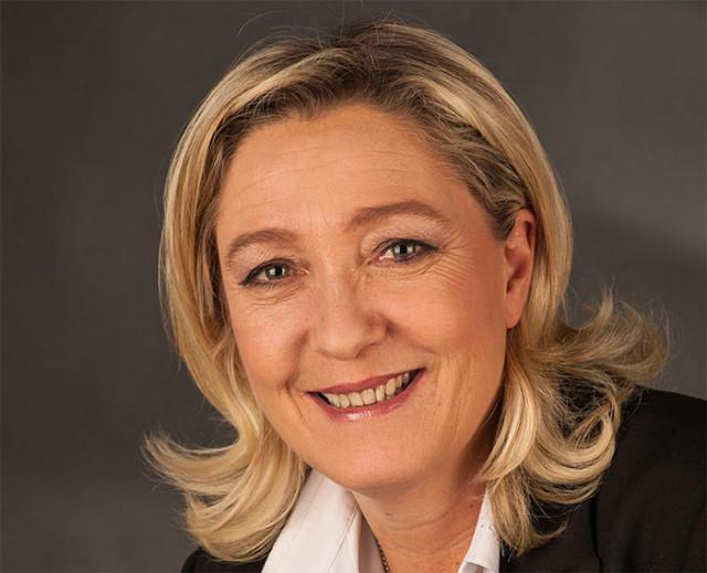 Marine Le Pen n'aime pas Windows 10