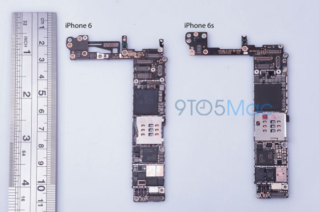 Motherboard iPhone 6s
