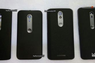 Motorola Moto X et Moto G