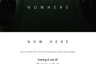 Nowhere Nokia