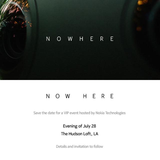 Nowhere Nokia