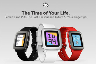 Pebble Time Bouygues Telecom