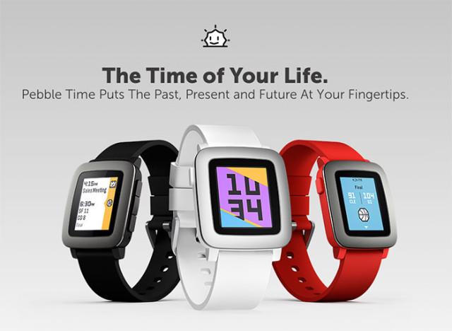 Pebble Time Bouygues Telecom