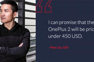 Prix OnePlus 2