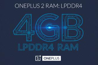 RAM OnePlus 2