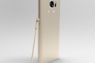 Rendu Galaxy Note 5