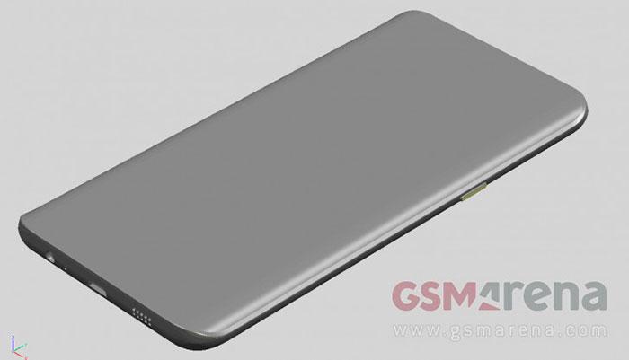 Rendu Galaxy Note 5 : image 2