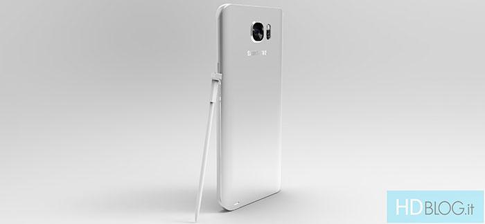 Rendu Galaxy Note 5 : image 4