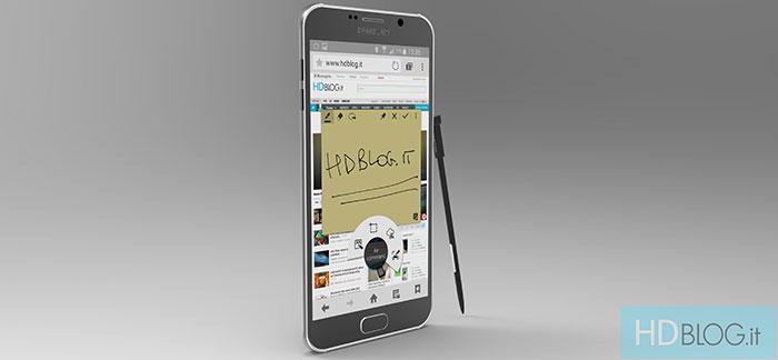 Rendu Galaxy Note 5 : image 6