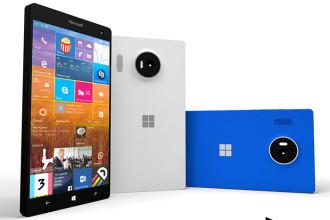Rendu Lumia 950 XL : image 1