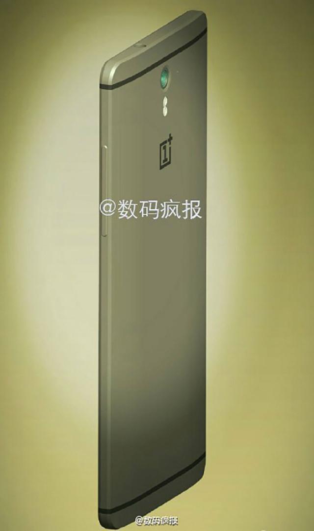 Rendu OnePlus 2 : image 2