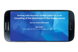 Présentation Galaxy J5 J7 Inde