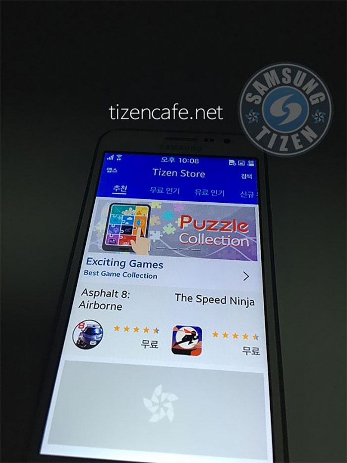 Samsung Z3 : image 1