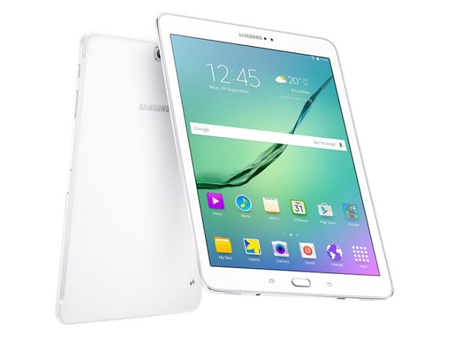 Pré-commande Galaxy Tab S2
