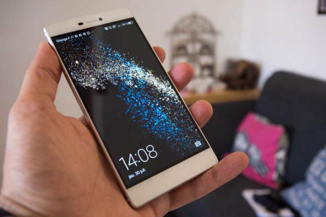 Test Huawei P8 : image 11