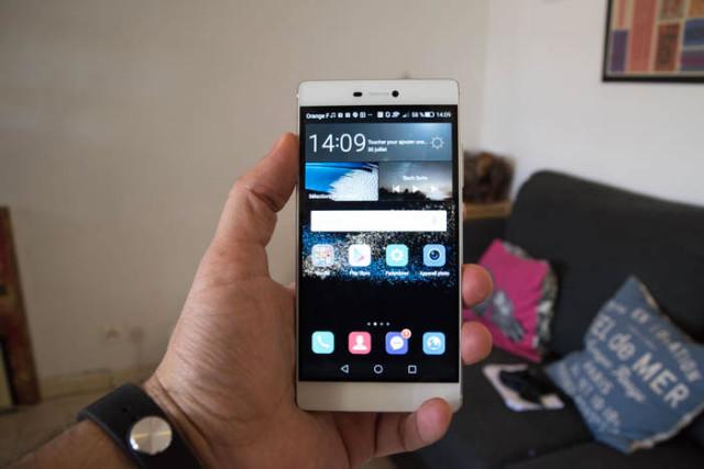 Test Huawei P8 : image 13