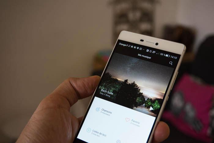 Test Huawei P8 : image 17