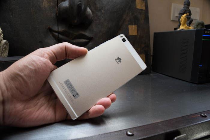 Test Huawei P8 : image 9