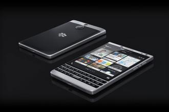 BlackBerry Passport Silver