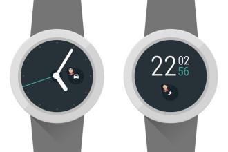 Des cadrans appairés pour Android Wear