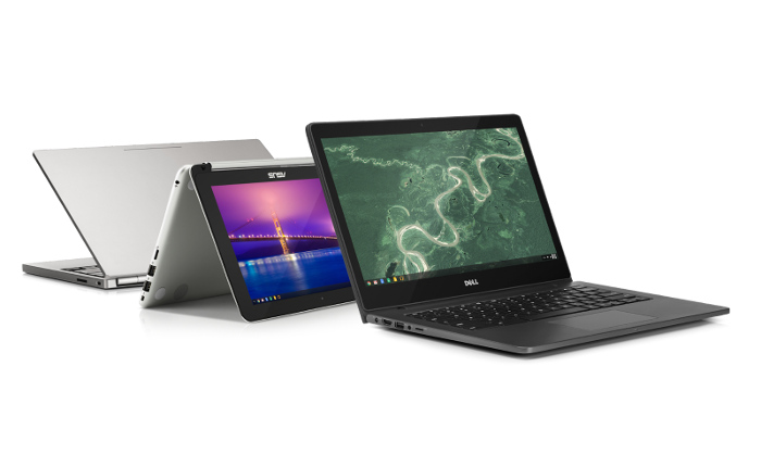 Un Chromebook pour les entreprises