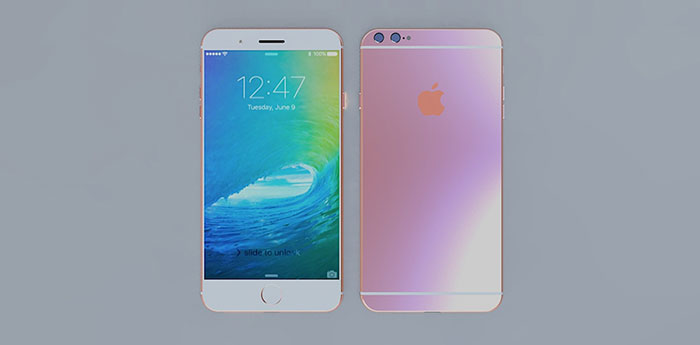 Concept iPhone 6s Jonas Kvale : image 2