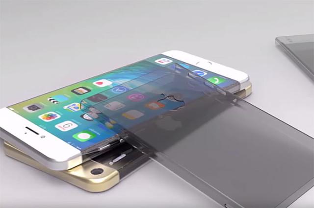 Concept iPhone 7 Vuk