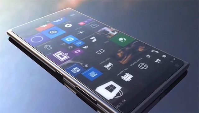 Concept Lumia 950