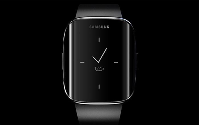 Concept montre Samsung : image 5