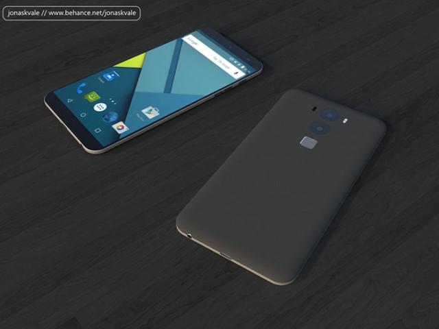 Concept Nexus 5 2015