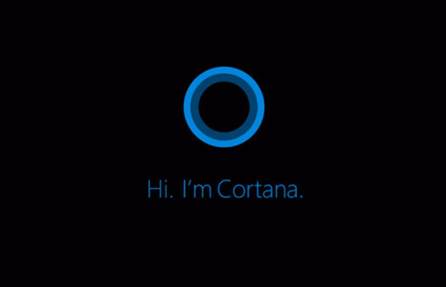 Cortana avec Google