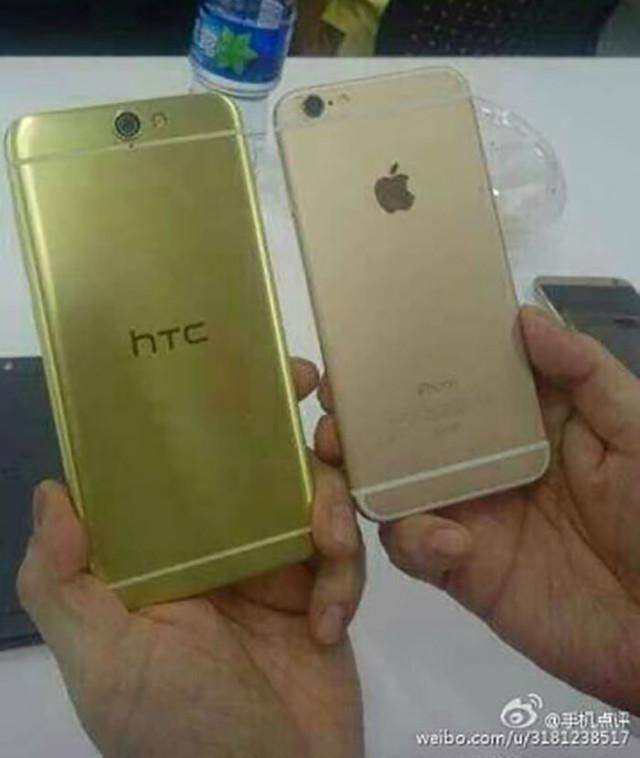 Photo HTC Aero